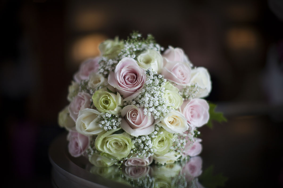 Rose + Gyp Bouquet